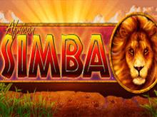 African Simba - игровой автомат