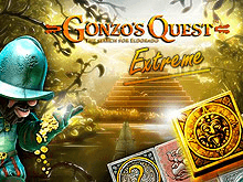 Gonzo's Quest Extreme - игровой автомат