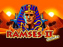 Ramses II Deluxe - игровой автомат