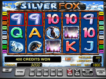 Silver fox игровой автомат производители детские игровые автоматы