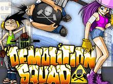 Demolition Squad - игровой автомат