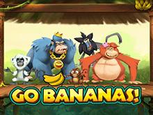 Go Bananas! - игровой автомат