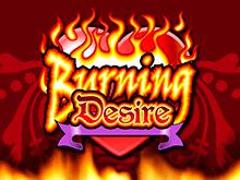 Burning Desire - игровой автомат
