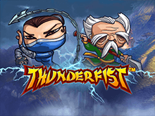 Thunderfist - игровой автомат