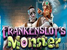 Frankenslot's Monster - игровой автомат