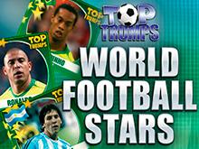 Top Trumps World Football Stars - игровой автомат