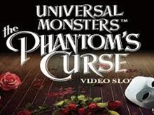 Universal Monsters The Phantom's Curse Video Slot - игровой автомат