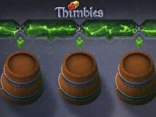 Thimbles - игровой автомат