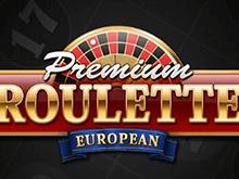 Premium Roulette European - игровой автомат