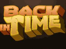 Back In Time - игровой автомат