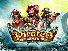 Pirates Treasures - игровой автомат