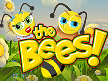 The Bees - игровой автомат
