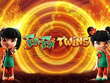 Fa-Fa Twins - игровой автомат