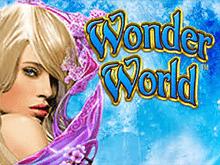 Wonder World - игровой автомат