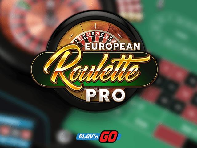 European Roulette Pro - игровой автомат