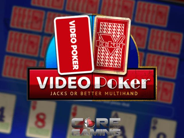 Video Poker - игровой автомат