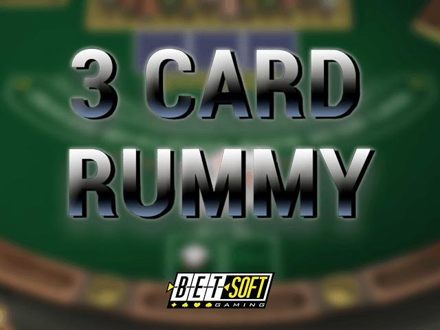 3 Card Rummy - игровой автомат