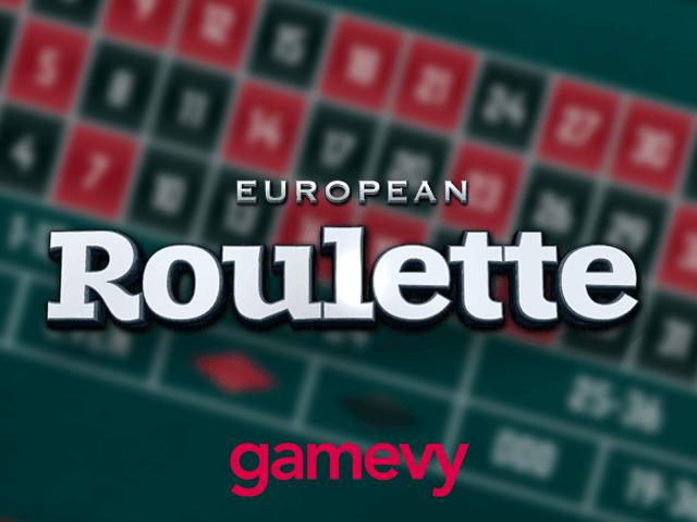 EU Roulette - игровой автомат